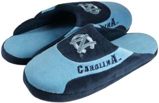 North Carolina Low Pro Scuff Slippers - Large