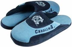 North Carolina Low Pro Scuff Slippers - Small