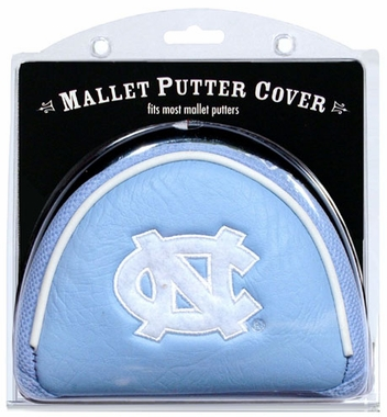 North Carolina Mallet Putter Cover