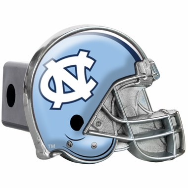 North Carolina Metal Helmet Trailer Hitch Cover