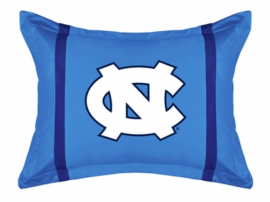 North Carolina MVP Microsuede Pillow Sham
