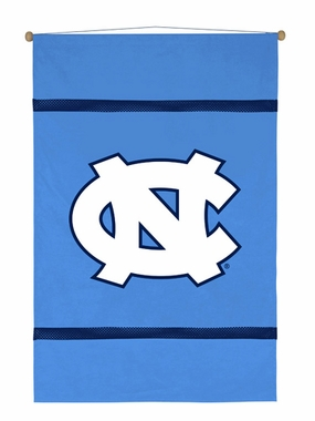 North Carolina MVP Microsuede Wallhanging