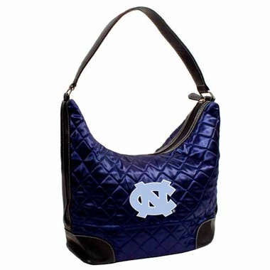 North Carolina Quilted Hobo Purse