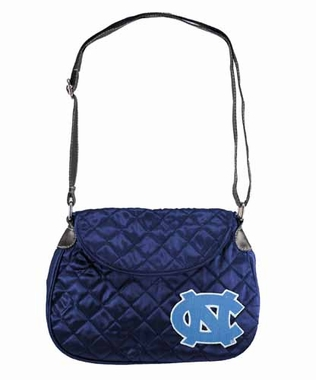 North Carolina Quilted Saddlebag