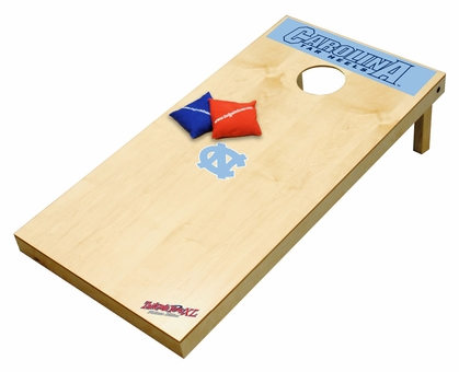 North Carolina Regulation Size (XL) Tailgate Toss Beanbag Game