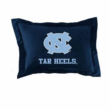 North Carolina Set of 2 Pillow Cases (Team Color)