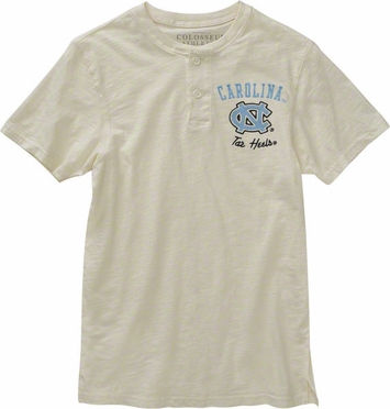 North Carolina Slacker Henley Shirt