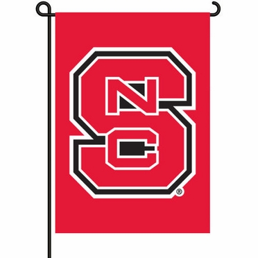 North Carolina State Wolfpack 11x15 Garden Flag