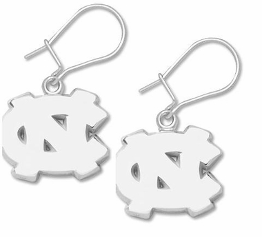 North Carolina Sterling Silver Post or Dangle Earrings