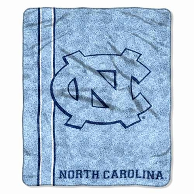 North Carolina Super-Soft Sherpa Blanket