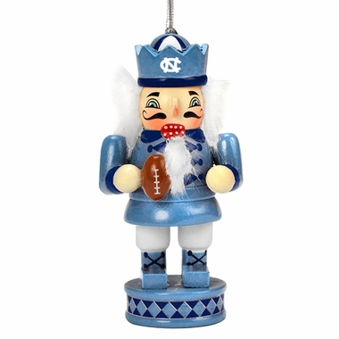North Carolina Tarheels 2012 Nutcracker Ornament