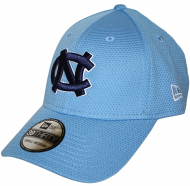North Carolina Tarheels New Era 39THIRTY Performance Classic Flex Fit Hat