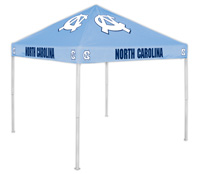 North Carolina Team Color Tailgate Tent