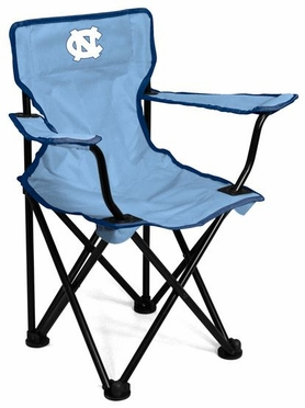 North Carolina Toddler Folding Logo Chair