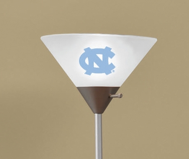 North Carolina Torchierre Floor Lamp