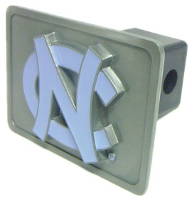 North Carolina Trailer Hitch Cover