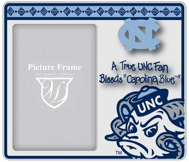 North Carolina True Fan Picture Frame