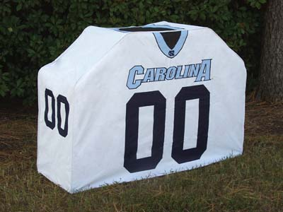 North Carolina Uniform Grill Cover