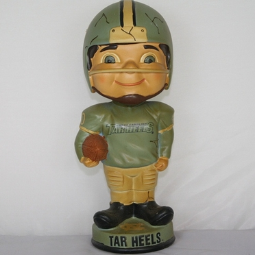 North Carolina Vintage Retro Bobble Head
