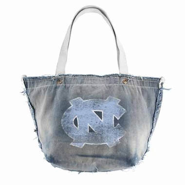 North Carolina Vintage Tote (Denim)