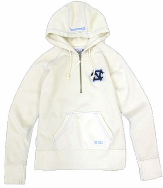North Carolina Women's Gamma 1/4 Zip Sweatshirt - Large