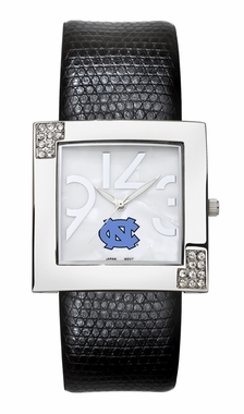 North Carolina Women's Glamour Watch