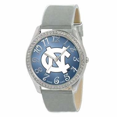 North Carolina Women's Glitz Watch