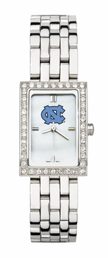 North Carolina Women's Steel Band Allure Watch