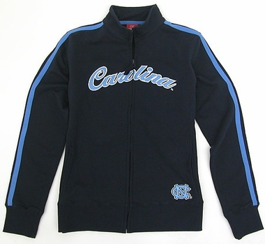 North Carolina Womens Curve Full Zip Jacket