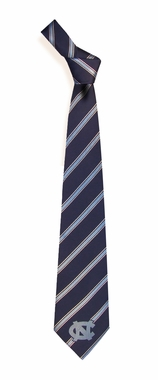 North Carolina Woven Poly 1 Necktie