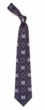 North Carolina Woven Poly 2 Necktie