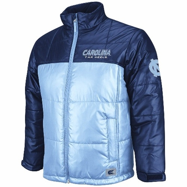 North Carolina YOUTH Dome Heavy Bubble Jacket