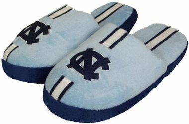 North Carolina YOUTH Team Stripe Slide Slippers - Medium