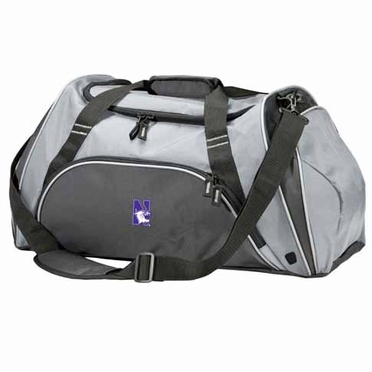 Northwestern Action Duffle (Color: Grey)