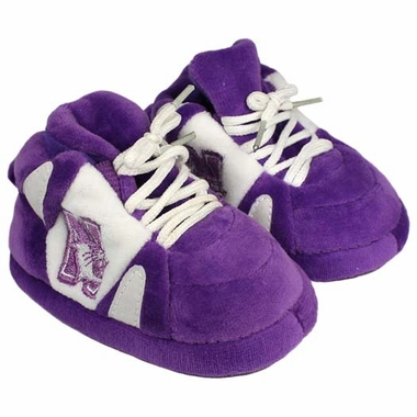 Northwestern Baby Slippers