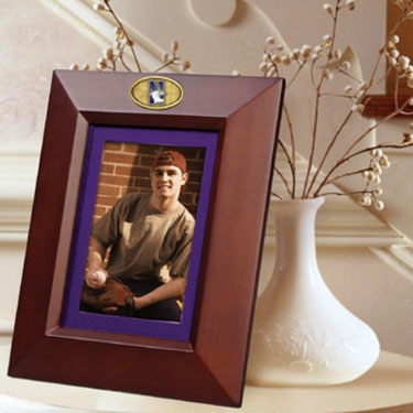 Northwestern BROWN Portrait Picture Frame
