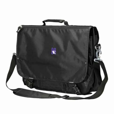 Northwestern Executive Attache Messenger Bag