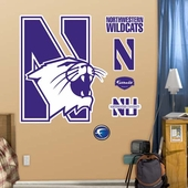 Northwestern Wall Decorations