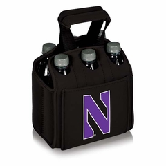 Northwestern Six Pack (Black)
