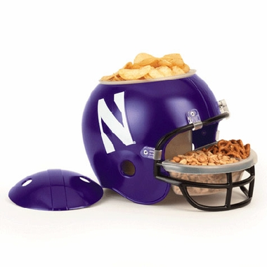 Northwestern Snack Helmet