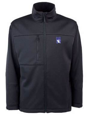 Northwestern Mens Traverse Jacket (Team Color: Black)