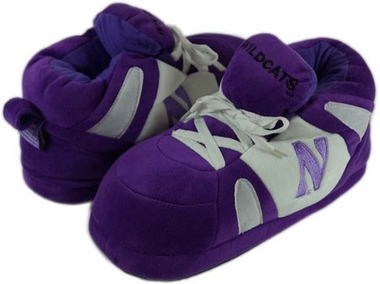 Northwestern UNISEX High-Top Slippers