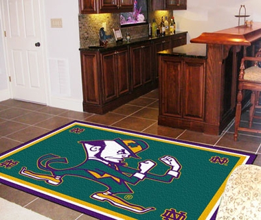 Notre Dame 4 Foot x 6 Foot Rug