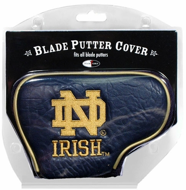 Notre Dame Blade Putter Cover