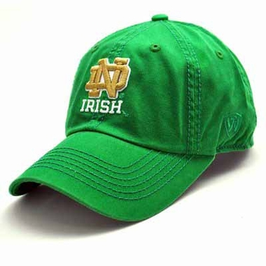 Notre Dame Crew Adjustable Hat (Alternate Color)