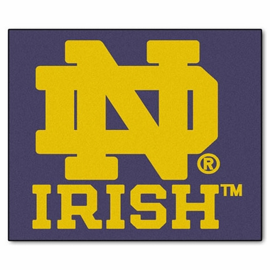 Notre Dame Economy 5 Foot x 6 Foot Mat
