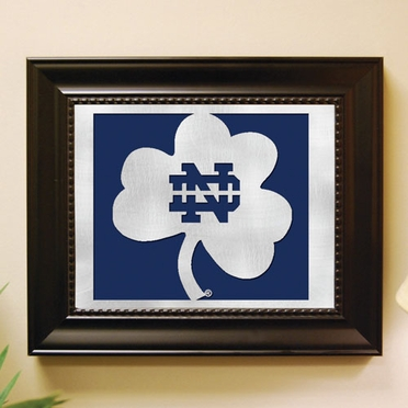 Notre Dame Framed Laser Cut Metal Wall Art
