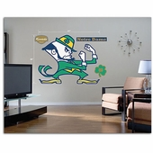 University of Notre Dame Wall Decorations