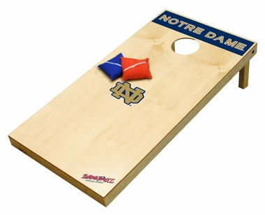 Notre Dame Regulation Size (XL) Tailgate Toss Beanbag Game