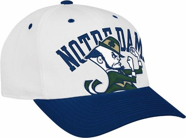 Notre Dame Structured Adjustable Mascot Hat